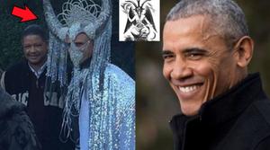 Obama Satan