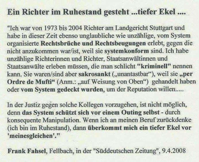 Pädophile Richter