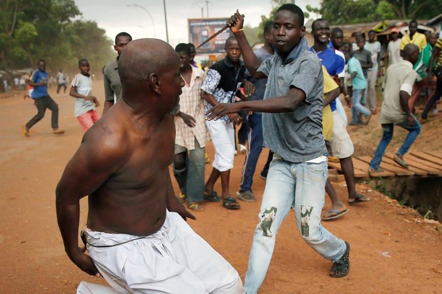 """Die Medien schweigen, während christliche Extremisten Muslime in Zentralafrika """"abschlachten"""""""