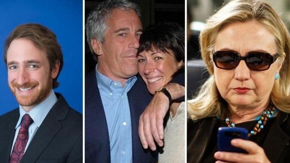 Sumpf ohne Ende – Hillary gab Ghislaine Maxwells Neffen einflussreiche Stelle im Aussenministerium!