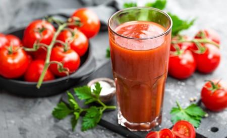 Hautkrebs Tomaten