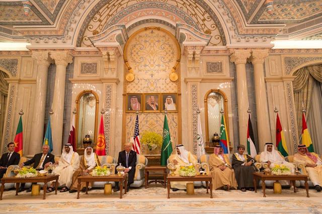 Trump Saudi Arabien legitim.ch