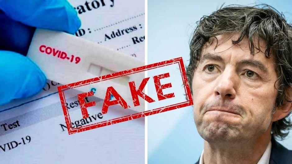 PCR-BETRUG FLIEGT AUF – US-Gesundheitsamt CDC verwirft den PCR-TEST !!!