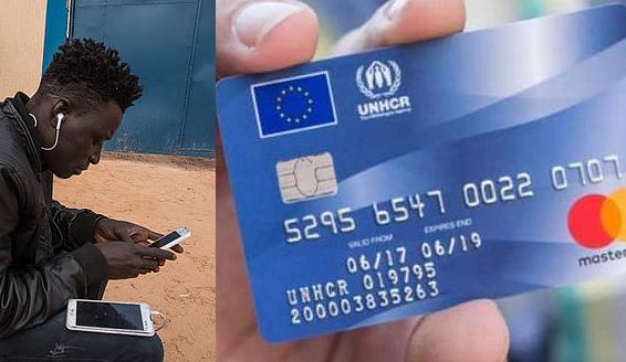 Soros Debitcard Mastercard