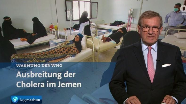 Programmbeschwerde gegen ARD-Tagesschau: Systematische Irreführung über den Krieg gegen Jemen