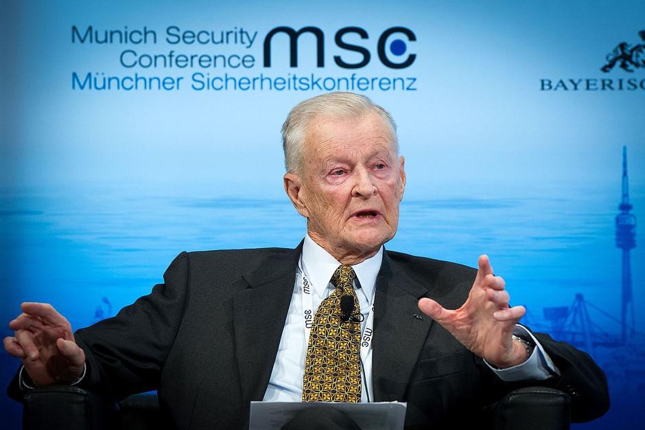 Nach Rockefeller verlässt uns nun auch Zbigniew Brzeziński