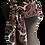 Thumbnail: Silk Shawl - Baroque Print Chiffon