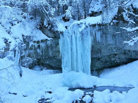 Au coeur de l'hiver - Trouver sa Joie