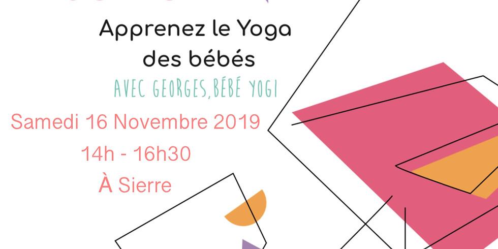Atelier YOGA DES BEBES