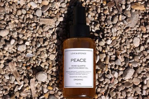 LOVE & STONES Organic Body Oil