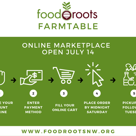 FarmTable's New Online Marketplace