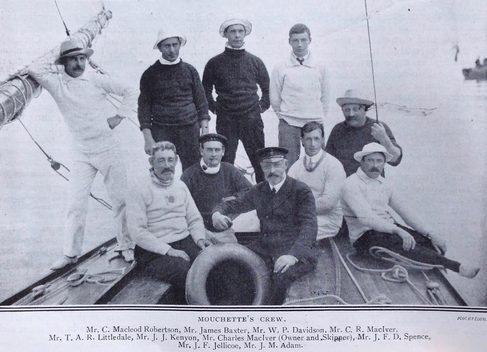 Mouchette's Crew
