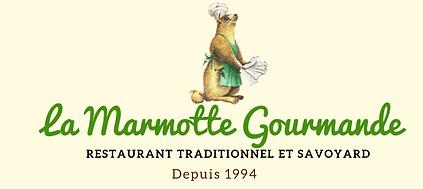 la marmotte gourmande logo