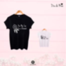 Dia da Mãe tshirts personalizadas