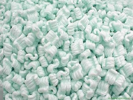 Oy Vey! What to do with all those Packing Peanuts