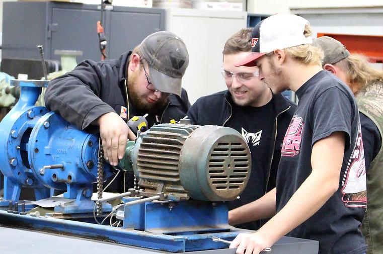 Industrial Maintenance Class