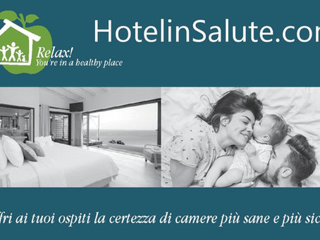 Hotel in salute, nasce la guida per vacanze in sicurezza e all'insegna del benessere