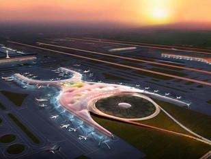 Il nuovo aeroporto di Mexico City!