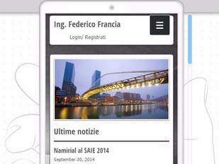 Aggiunta visualizzazione ottimizzata per mobile
