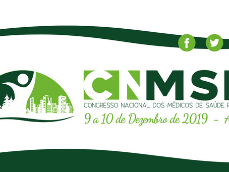 I Congresso Nacional de Médicos de Saúde Pública