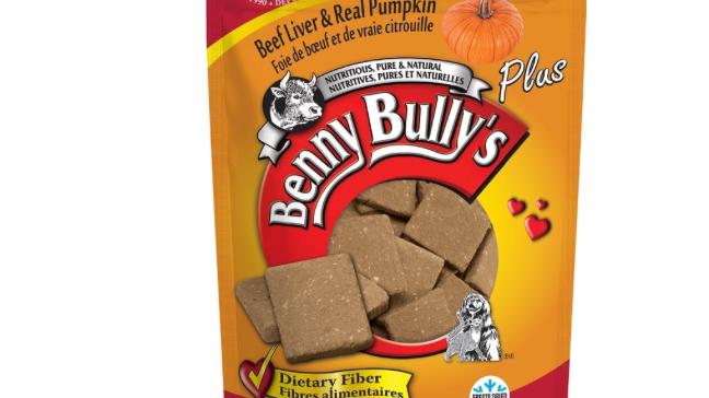 Benny Bullies Pumpkin