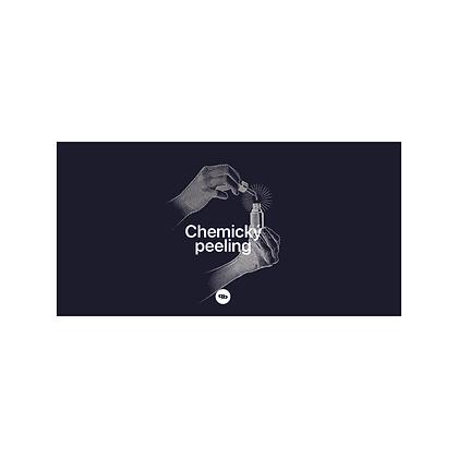 Chemický peel dárkový poukaz