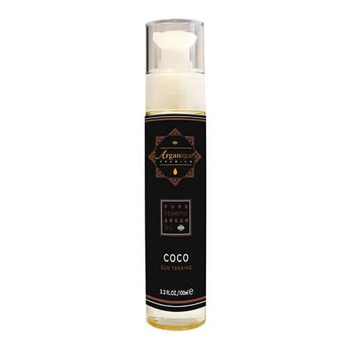 Arganique Coco Sun tanning 100 ml.