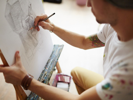 Different Paths for Art Majors in College