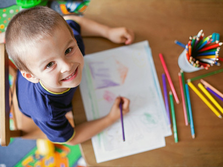 The Importance of Teaching Children about Art & Design