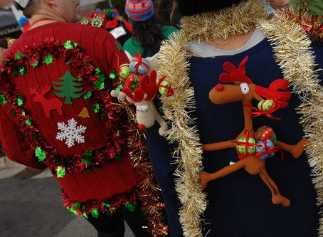 Best Materials for the Perfect Ugly Christmas Sweater