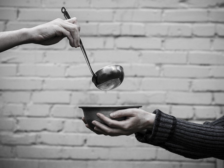 One of the Biggest Epidemics of Our Time: Hunger