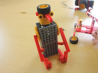 2年連続出場をめざす。ロボット全国大会!!