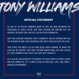 OFFICIAL STATEMENT.