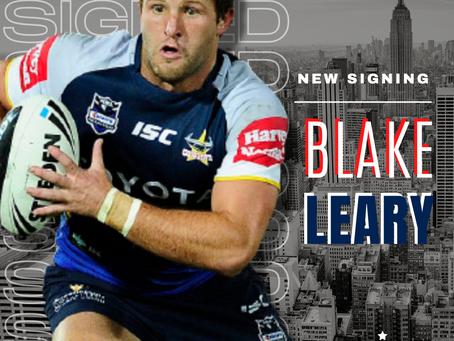BLAKE LEARY.