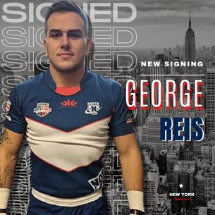 GEORGE REIS.