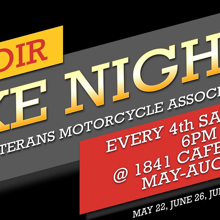 Lenoir Bike Night's - Hosted by CVMA 15-10