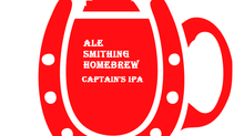 Our new ale kit is here, Captain's IPA!