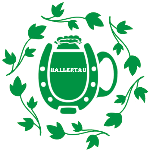 Hallertau Hop Plant