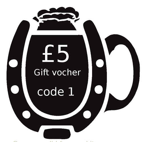 £5 voucher for any product