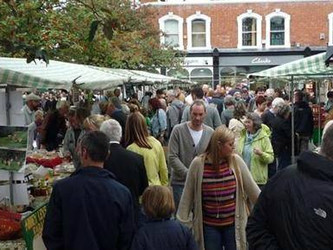 Alesmithing Homebrew will be at Nantwich Farmers Market Saturday the 25th of February!