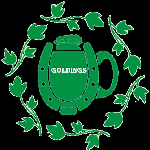 Goldings Hop Plant