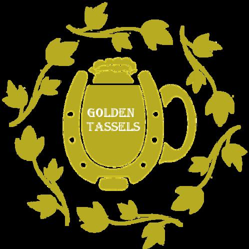 Golden Tassels Hop Plant