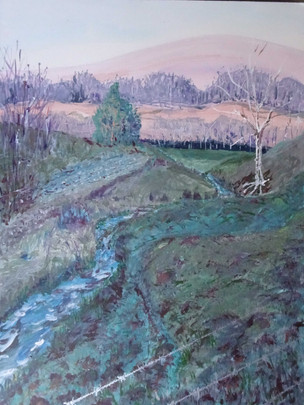 First light in the Dales