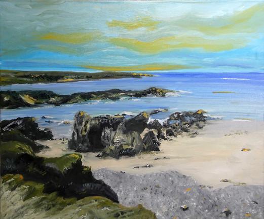Beach on the Isle of Lewis
