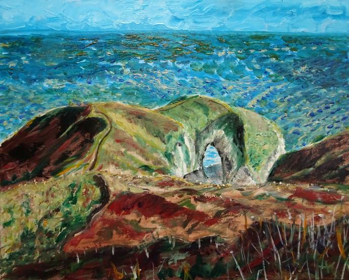 view near Flamborough Head