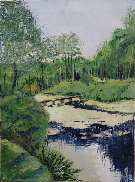 Nostell  Priory Lake