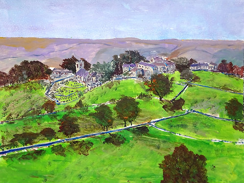 Village in the Dales