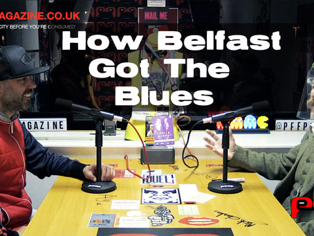 Dr Noel McLaughlin / How Belfast Got the blues