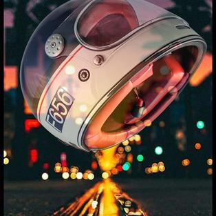 'Time Cop' Viper Helmets