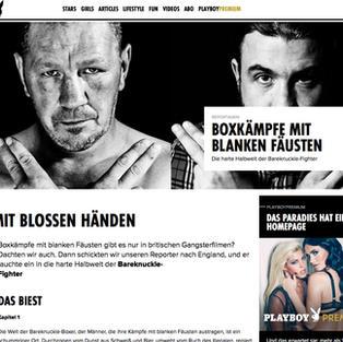 Playboy online